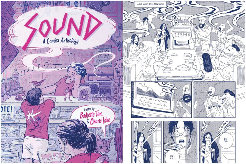 New comics anthology puts on the page the sounds of South-east Asia