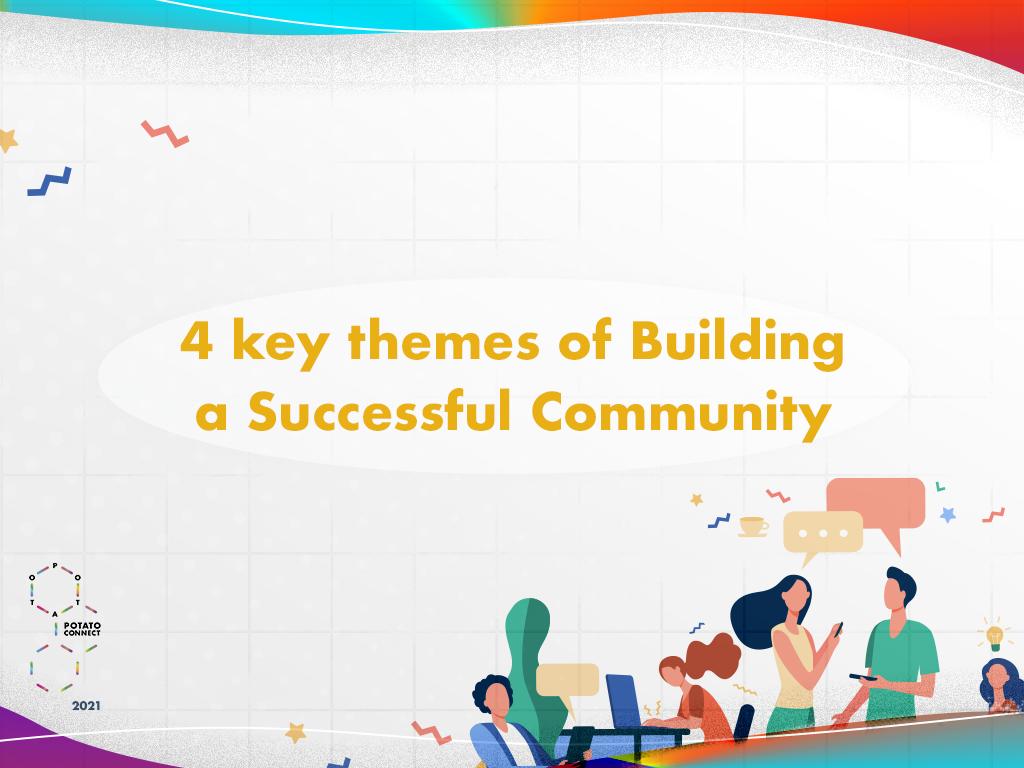 Building Communities in a Turbulent Landscape